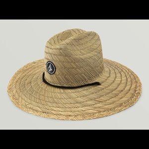 Volcom Quarter Straw Hat Size S/M